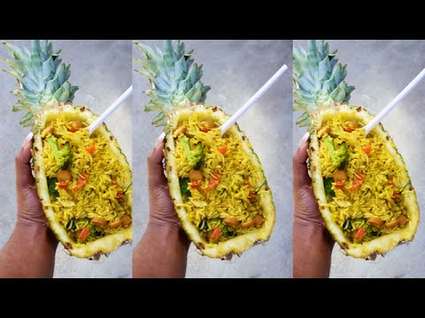 Quick & Easy Fried Rice Recipe
