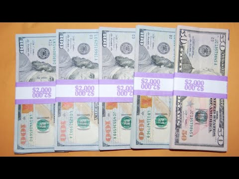 Download Youtube: Searching $10,000 COLD HARD CASH, Then Spending it