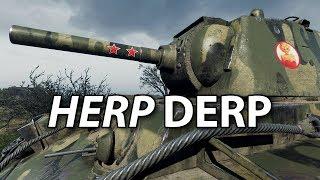 HERP DERP - KV-1