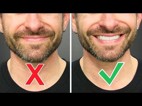 6 Tricks to Have a MORE Attractive Smile!