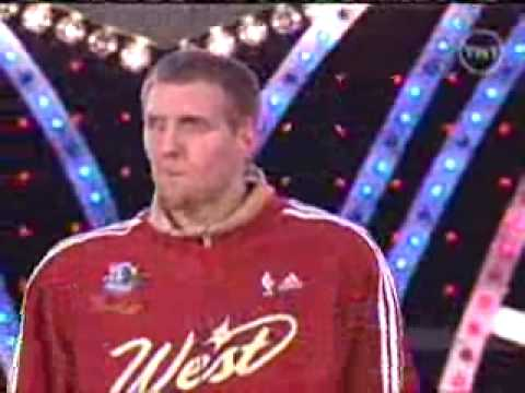 NBA All-Star Game 07 Intro West