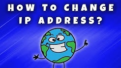 How to Change Your IP Address to Another Country Fast
