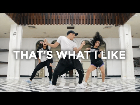 That's What I Like - Bruno Mars (Dance Video) | @besperon Choreography