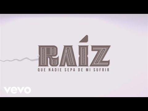 Lila Downs, Niña Pastori, Soledad - Que Nadie Sepa Mi Sufrir (Audio)