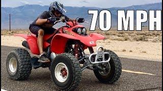 400ex performance mods