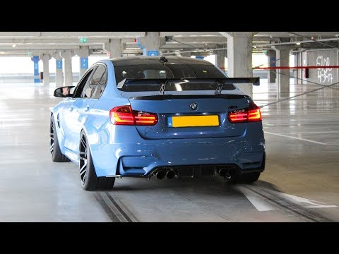 Sportcars Arriving In Underground Parking | Cars & Drinks 2019