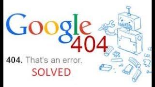 Solved !!! Error 404 page not found di Google Chrome dengan cara yang mudah !!(, 2017-08-20T03:34:42.000Z)