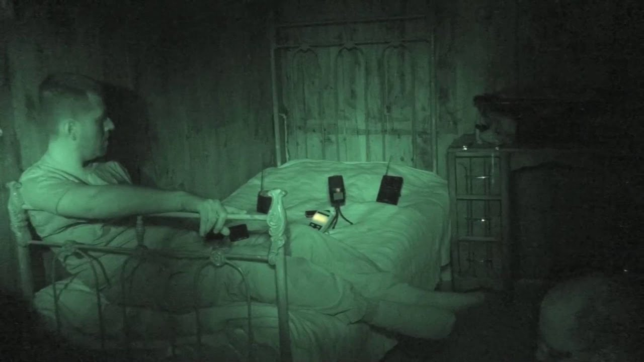 paranormal time