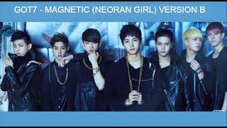 [MP3/DL] GOT7 - Magnetic (Version 2: Rearranged Ending)