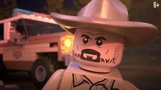 Обратная сторона - LEGO Очень странные дела - 75810