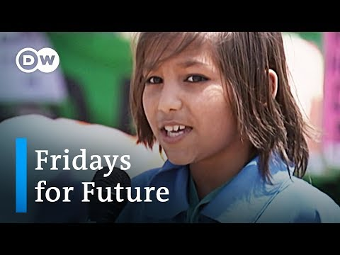 'Fridays for future' marches for climate change going global | DW News