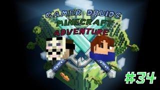 Minecraft: Gamer Druids EP 34 .....Cat Girl Neko?