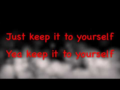 """Keep It to Yourself"" Kacey musgraves"