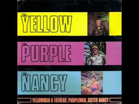 The Yellow The Purple The Nancy
