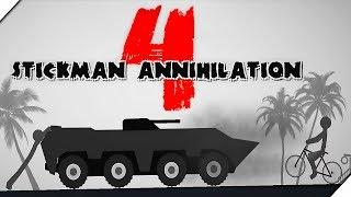 - ДАВИМ СТИКМЕНОВ Игра Stickman Destruction 4 Annihilation. Во что поиграть.