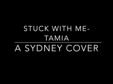 Stuck With Me- Tamia Cover