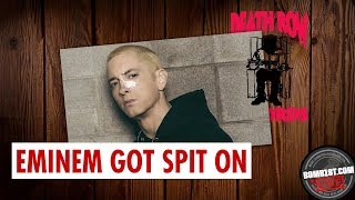 EMINEM ON PLANE WITH SUGE KNIGHT'S GOONS. WHAT REALLY HAPPENED