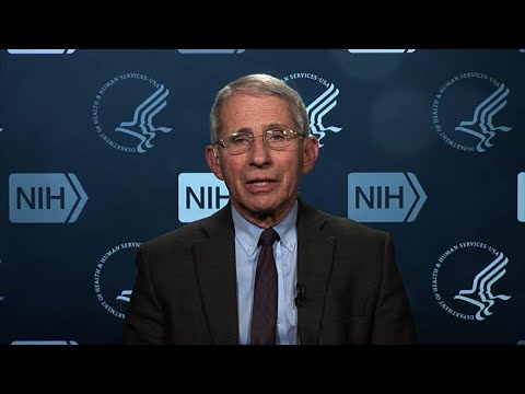 NIH: Coronavirus Risk Low, Finding Vaccine Started
