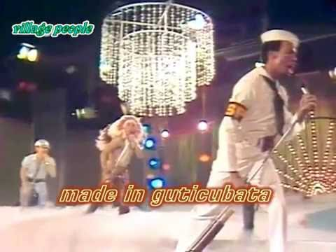 Village People In The Navy Aplauso 1979 Tve Youtube
