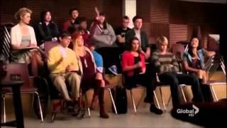 Santana and Rachel Best scenes