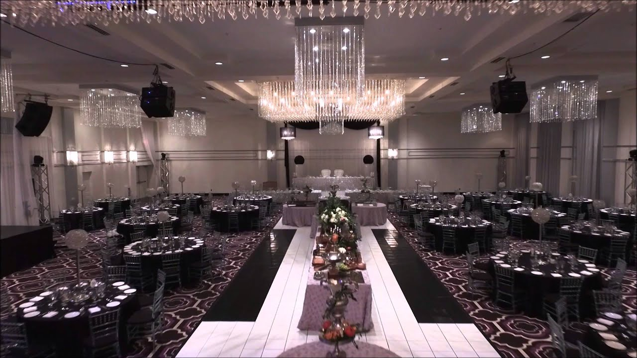 Le Mont Blanc Reception Hall In Laval Youtube