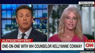 Kellyanne Conway Destroys Chris Cuomo: HOW DARE YOU