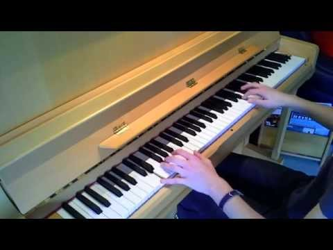 Shaun das Schaf - Shaun the Sheep Theme Piano Cover