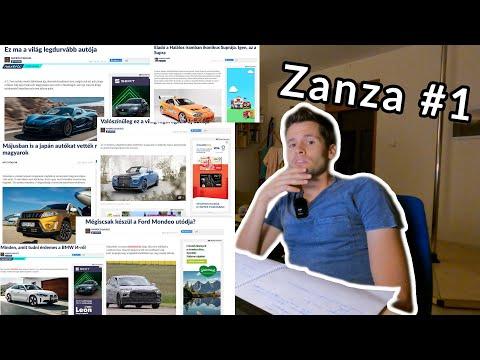 Nem lehet káromkodás az új magyar rendszámokon - Zanza #1 (link az első kommentben!) thumbnail