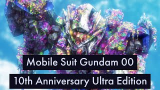 Mobile Suit Gundam 00 10th Anniversary Ultra Edition