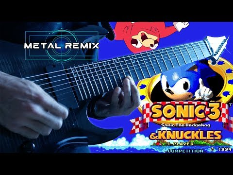 Sonic 3 & Knuckles - Hydrocity Zone, Act 1 | METAL REMIX