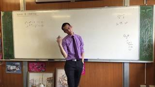 Solving Simultaneous Exponential Equations