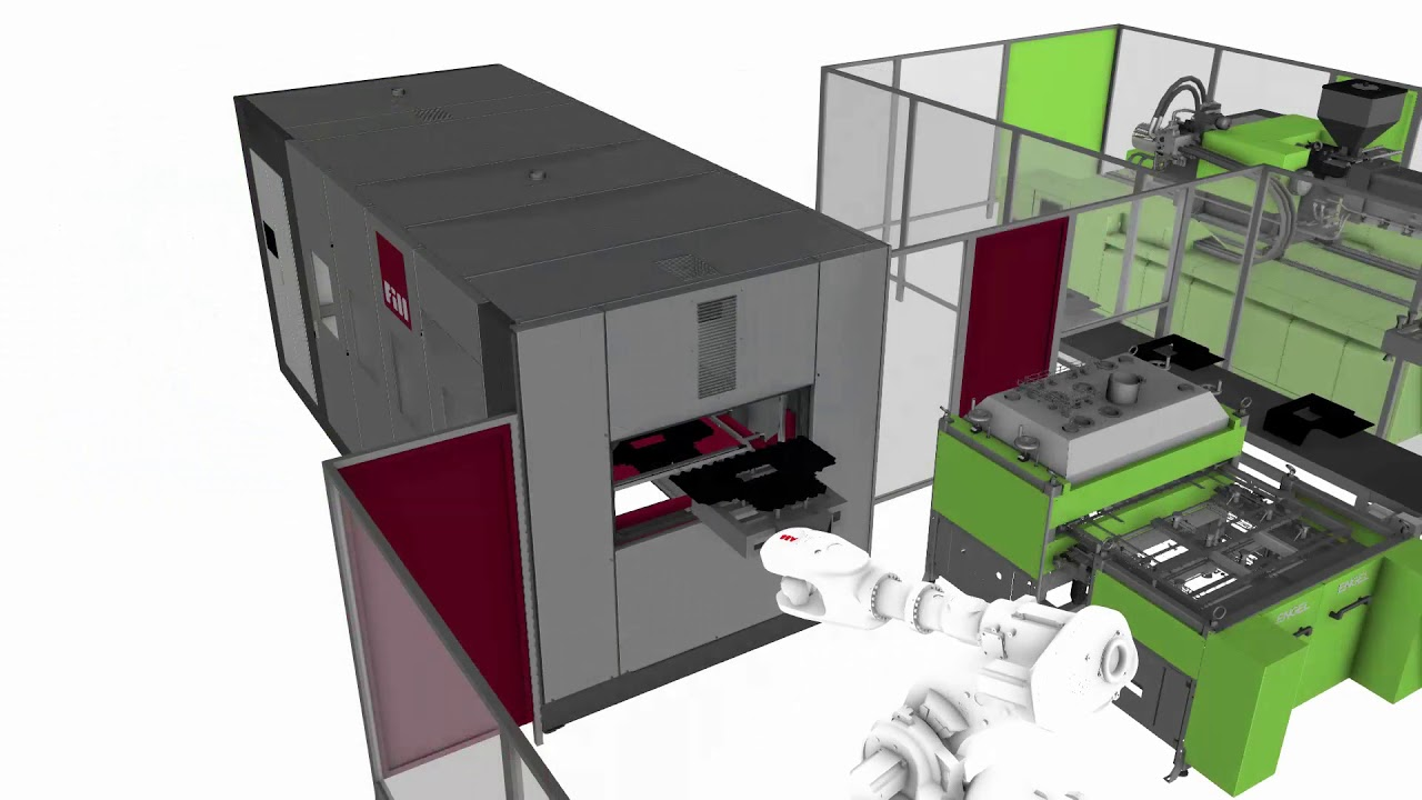 Fill, Engel develop consolidation system for high-quality composite component production