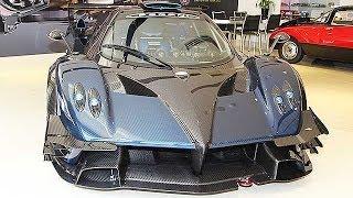 今年3月に開かれたジュネーブ・モーターショーで初公開された伊高級ス...