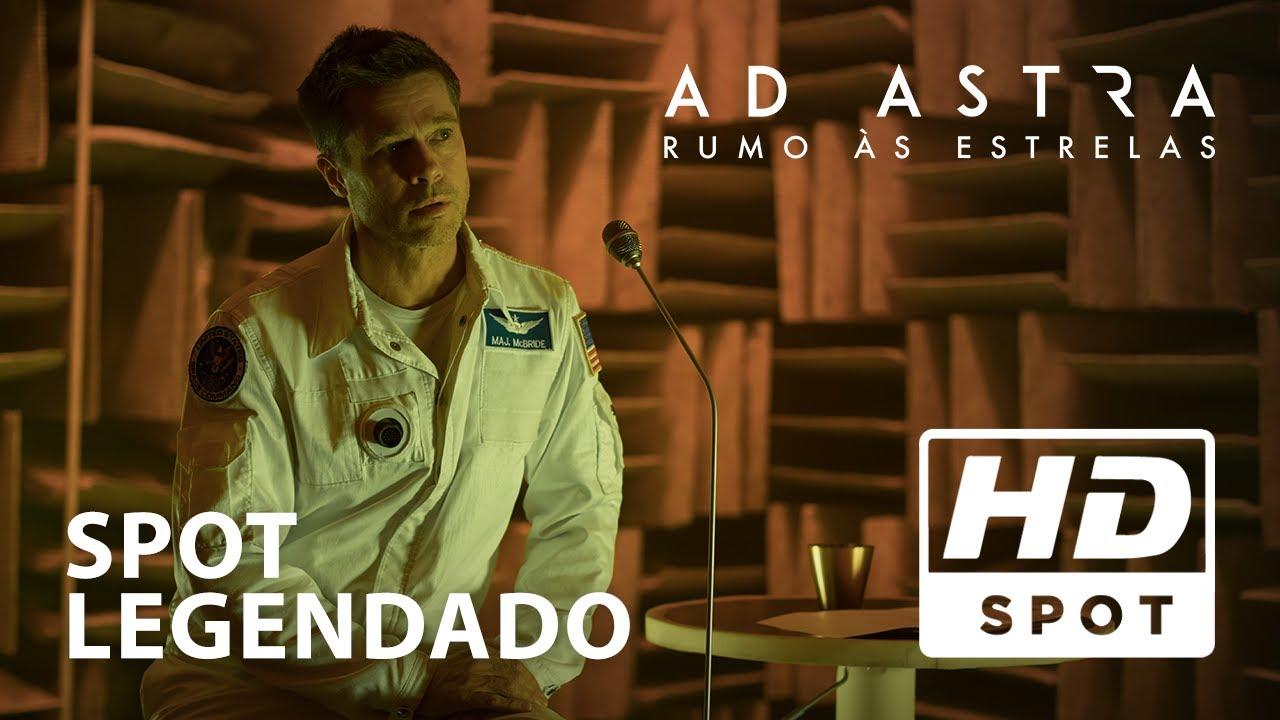 Ad Astra: Rumo Às Estrelas | Spot Oficial 5 | 26 de setembro nos cinemas
