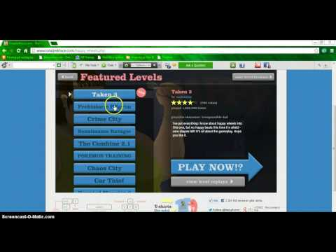 How to play Happy wheels full version FREE!