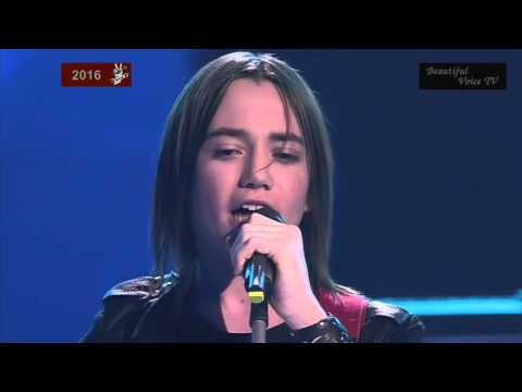 Anna/Vladimir/Madina.'Штиль'.The Voice Kids Russia 2016.