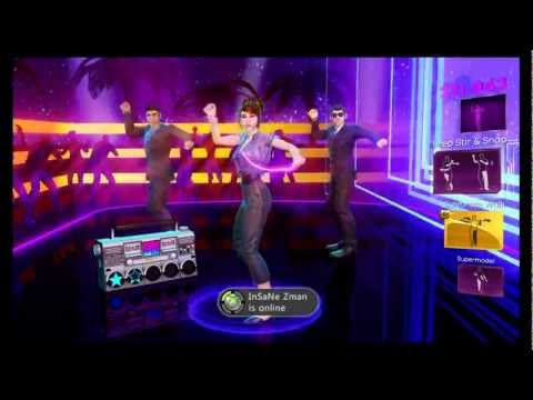Dance Central 3 - Whip It (Hard) - Nicki Minaj - Gold Stars