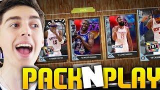 5 DIAMOND PULLS! PACK AND PLAY! NBA 2K16