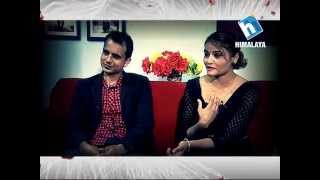 Jeevan Saathi with Roma Neupane and her husband (Promo)