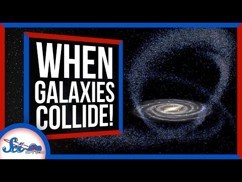 This Collision Could Have Created the Solar System | SciShow News