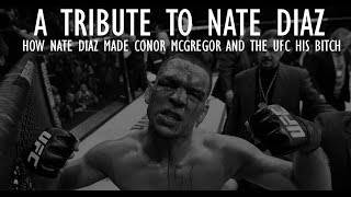 Conor To Make Over $10 Million and Nate Diaz Walks Out