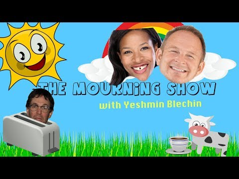 Parry Gripp & Symphony Sanders on Yeshmin's Morning Show #4