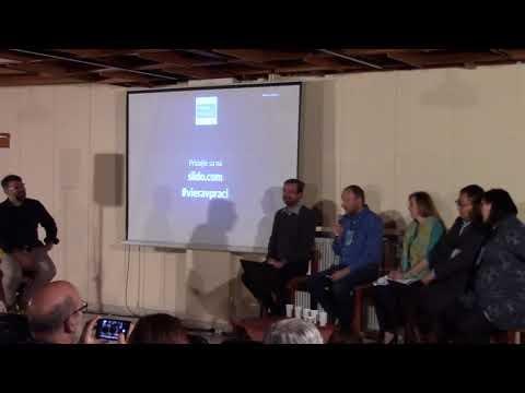 Konferencia Viera v práci Panelová diskusia
