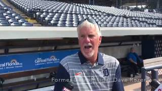 Dave Rozema on Trammell and Morris making the Hall of Fame