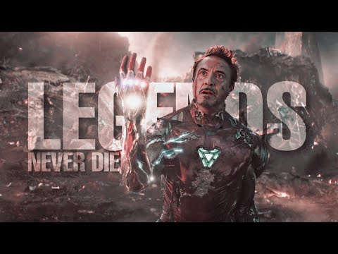 (Marvel) MCU || Legends Never Die
