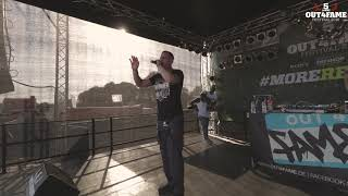 Pedaz live - auf dem Out4Fame 2018 ( Ruhrpott Asozial )