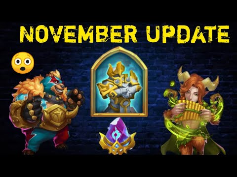 Update | Quick Detail | 2 New Hero | New Mode (Best Reward For F2p) | Castle Clash