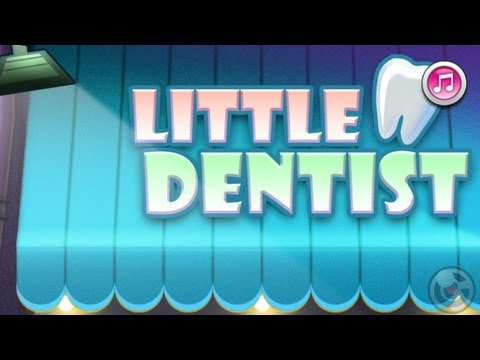 Little Dentist - iPhone/iPod Touch/iPad - Gameplay
