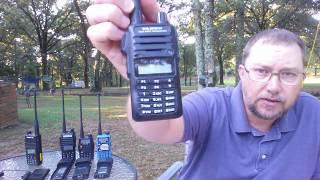 Handheld Radio Comparison & Review