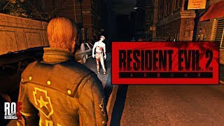 RESIDENT EVIL 2: REBORN | Tech Demo | GAMEPLAY